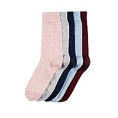 Burton - 5 pack spring colour socks