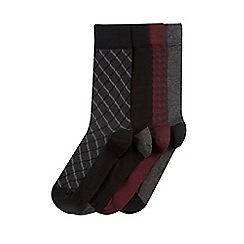 Burton - 4 pack smart design socks