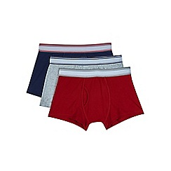 Burton - Red waistband trunks