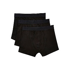 Burton - 3 pack black trunks