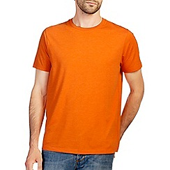 Burton - Burnt orange crew t-shirt