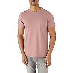 Burton - Pink roll sleeve t-shirt*