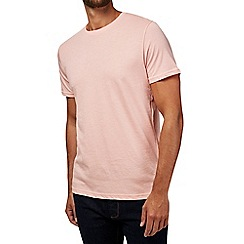 Burton - Pink slim fit t-shirt
