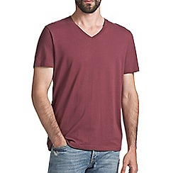 Burton - Berry v-neck t-shirt