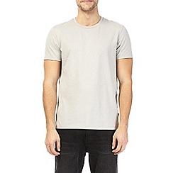 Burton - Beige crew neck t-shirt