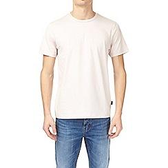 Burton - Cream crew neck t-shirt