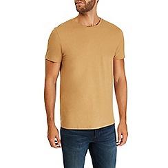 Burton - Brown crew neck t-shirt