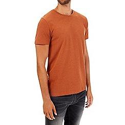 Burton - Rust basic short sleeve t-shirt