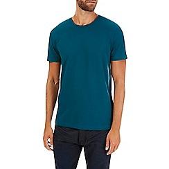 Burton - Teal basic short sleeve t-shirt