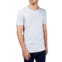 Burton - Grey crew neck t-shirt