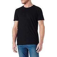 Burton - Black crew neck t-shirt