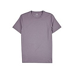 Burton - Grey grape crew neck t-shirt