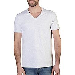Burton - Frost marl v neck t-shirt