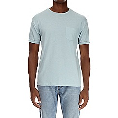 Burton - Pastel mint boxy fit t-shirt