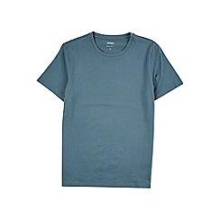 Burton - Oil blue crew neck t-shirt