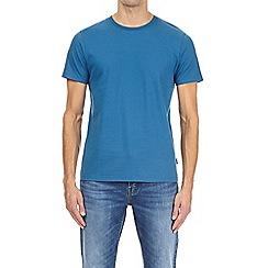 Burton - Cobalt blue crew neck t-shirt