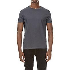 Burton - Grey Paris crew neck t-shirt