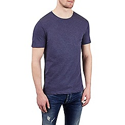 Burton - Indigo basic slim fit t-shirt
