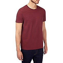 Burton - Dark burgundy t-shirt