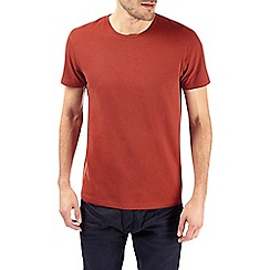 Burton - Red crew neck t-shirt