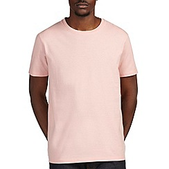 Burton - Peach crew neck t-shirt