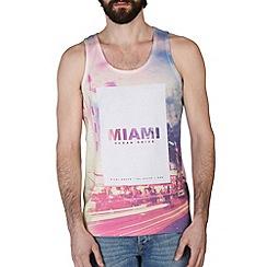 Burton - Miami printed vest