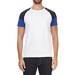 Burton - Grey raglan t-shirt