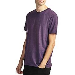 Burton - Aubergine crew neck t-shirt*