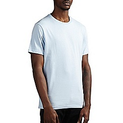 Burton - Sky blue crew neck t-shirt