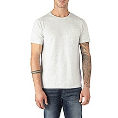Burton - Green texured t-shirt
