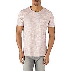 Burton - Orange textured t-shirt
