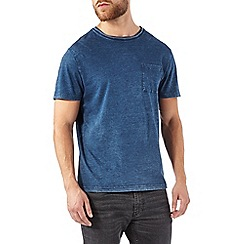 Burton - Indigo t-shirt with pocket
