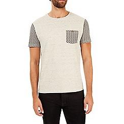 Burton - Stone geo print t-shirt