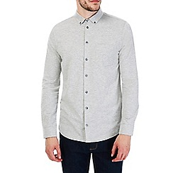 Burton - Grey long sleeve jersey shirt