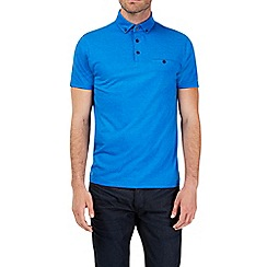 Burton - Blue polo shirt