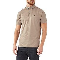 Burton - Camel polo shirt