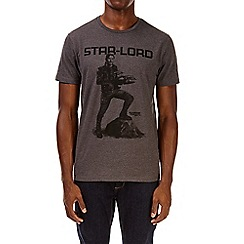 Burton - Grey star lord print t-shirt