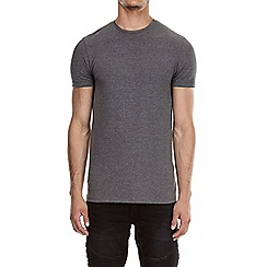 Burton - Charcoal muscle fit t-shirt