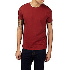Burton - 3 pack navy, mustard and red basic t-shirts