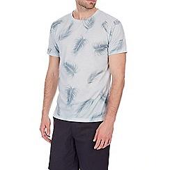 Burton - Mint green leaf t-shirt