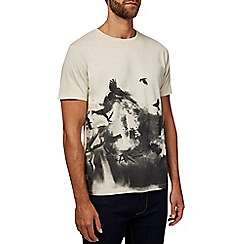 Burton - Stone bird print t-shirt