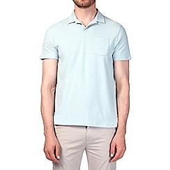 Burton - Mint resort collar polo shirt