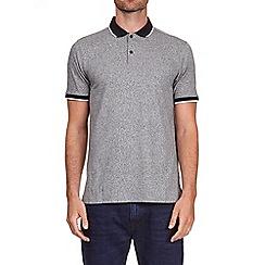 Burton - Charcoal grindle polo shirt