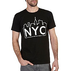 Burton - Nyc printed t-shirt