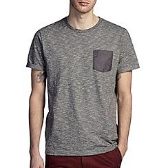 Burton - Grey pocket t-shirt