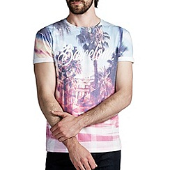 Burton - Barcelona printed t-shirt
