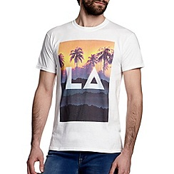 Burton - La sunrise printed t-shirt