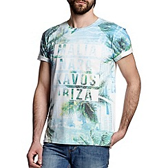 Burton - Palm graphic printed t-shirt