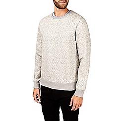 Burton - Ecru marl sweatshirt