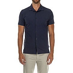 Burton - Navy jersey shirt